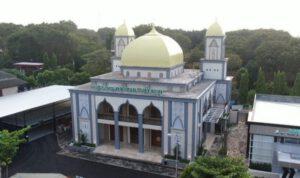 Megah, Masjid Baitul Mu'minin Polres Tuban Senilai Rp7 Miliar Diresmikan