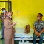 Pulang Dari Malaysia, Pemuda Lajang Ini Jalani Karantina di Jombang