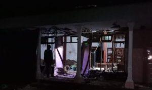 Warga Kediri Tewas Terkena Ledakan Rakitan Petasan di Malam Lebaran