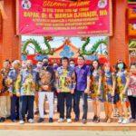 Hakim Vonis Tergugat Tio Eng Bo Melawan Hukum di Kelenteng Tuban