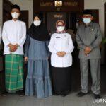 Sepekan Pascalebaran, Ustaz Somad Dan Istri ke Kiai dan Bupati Jombang