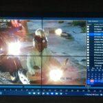 Kendarai Motor Bawa Kucing di Atas Helm, Pria Ini Terekam CCTV di Kediri