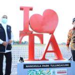 Khofifah Apresiasi Wisata Nangkula Park Tulungagung, Kreatif dan Inovatif