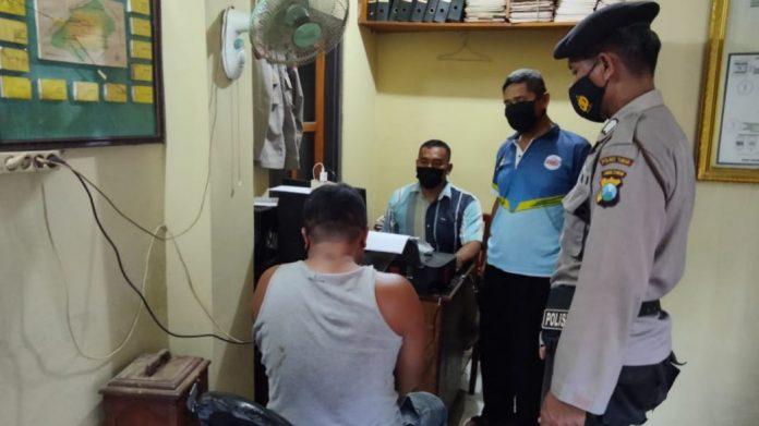 Polisi Amankan Pelaku Perusak Markas Polsek Bangilan Tuban