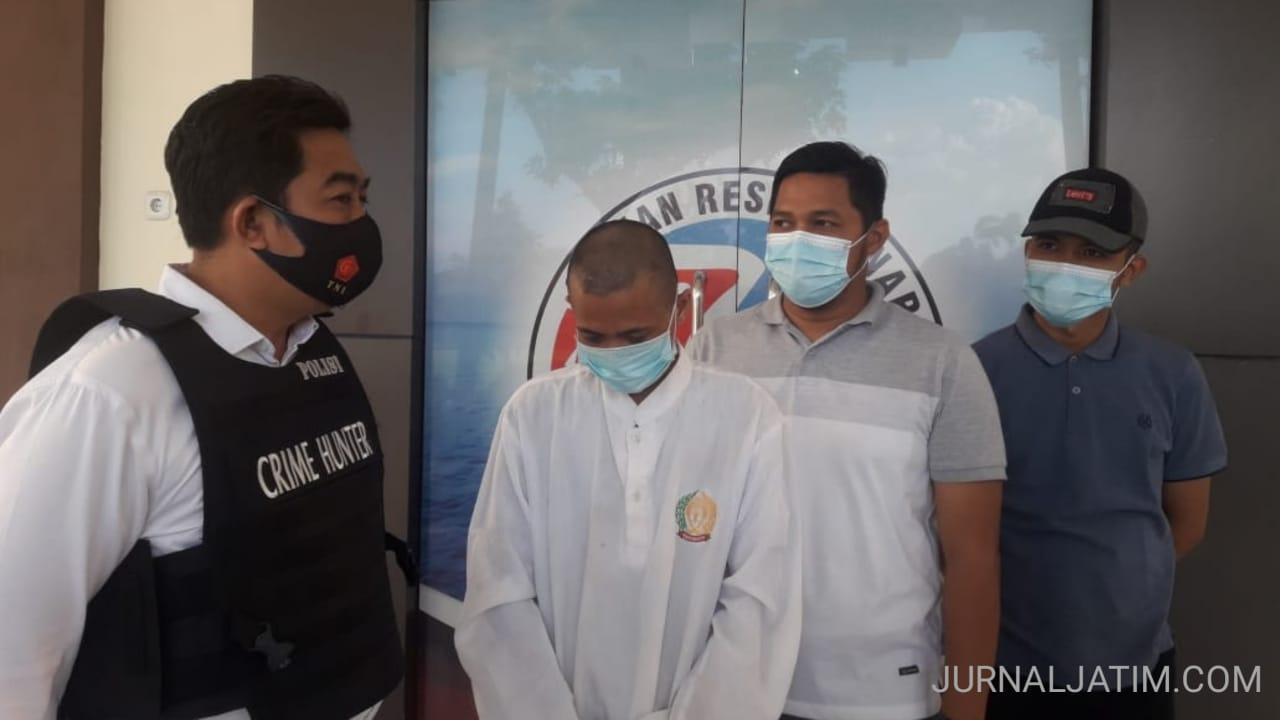 Tersangka kasus penyelundupan cabai sabu ke lapas Jombang bertambah