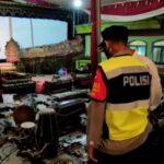 Tak Berizin, Hajatan di Rumah Kades Sidokepung Sidoarjo Dibubarkan