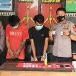 Sebulan Edarkan Sabu-sabu di Jombang, Kakak Adik Ditangkap Polisi