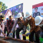 Tingkatkan kesejahteraan, Polres Jombang sediakan 205 rumah siap huni