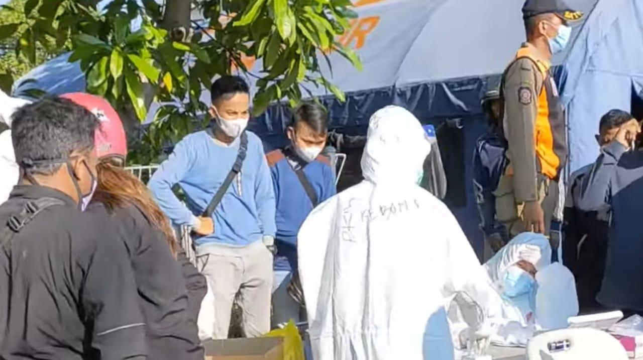 Operasi Penyekatan di Suramadu Temukan 52 Orang Positif COVID-19