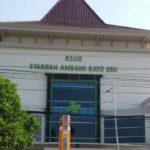 RSUD Syamrambu Bangkalan Sudah Beroperasi Setelah Sehari Dilockdown
