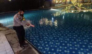 Balita Asal Nganjuk Meninggal Tenggelam di Kolam Renang Hotel Kediri