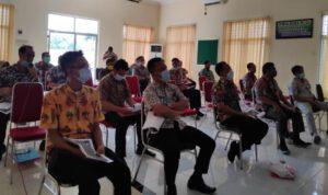 Dinas PPUR Jombang Berikan Bimbingan Dan Pelatihan Jasa Konstruksi
