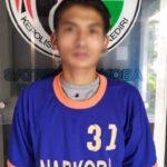 Pemuda Jombang Edarkan Ribuan Pil Dobel L di Kediri, Ditangkap di Badas