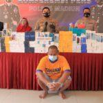 Driver Ojol Asal Ngawi Cabuli Penumpang Bawah Umur di Madiun