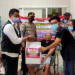 Polres Jombang Anjangsana Purna Polri dan Jenguk Anggota Sakit