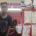 Pengedar 6000 Butir Pil Koplo Asal Nganjuk Diringkus Polisi di Kediri