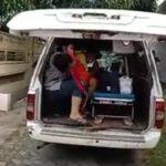 Pasutri COVID-19 Asal Bangkalan Dijemput Paksa Setelah Tiba di Jombang