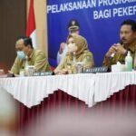 Pemkot Madiun Jaring Pekerja Informal Untuk Jaminan Ketenagakerjaan