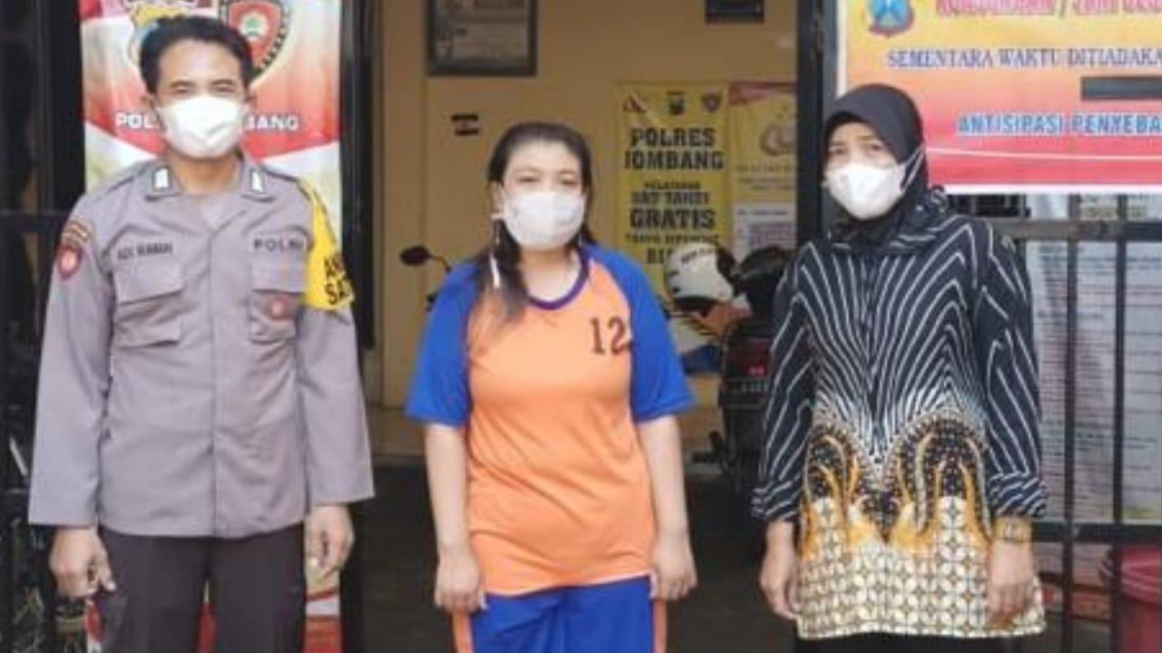Mucikari Mojokerto Jual PSK di Jombang, Omset Rp250.000 Per Hari