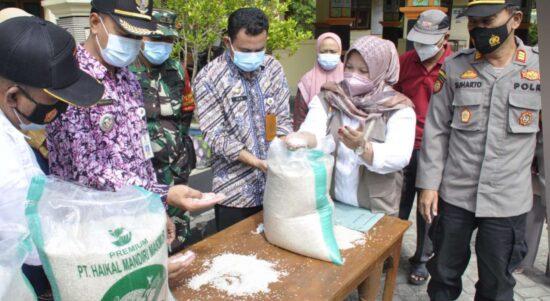 Jumlah Penerima Bansos Pangan Non Tunai di Tuban Jadi 80.349 KPM