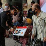 Polres Tulungagung Berikan SIM Gratis Penyandang Disabilitas Lahir 1 Juli