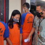 Polisi Tahan Tiga Pelaku Pengeroyokan di Jalan Gus Dur Jombang