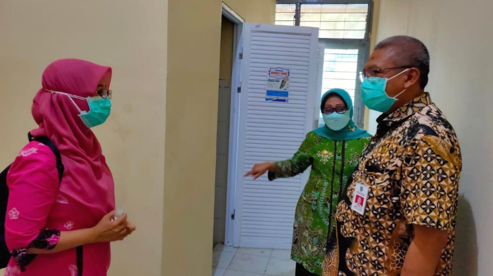 Pemkab Jombang Ubah Bekas Kantor Dinas Kesehatan Jadi Ruang Isolasi