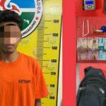 Hendak Transaksi, Pengedar Narkotika di Bangoan Tulungagung Ditangkap