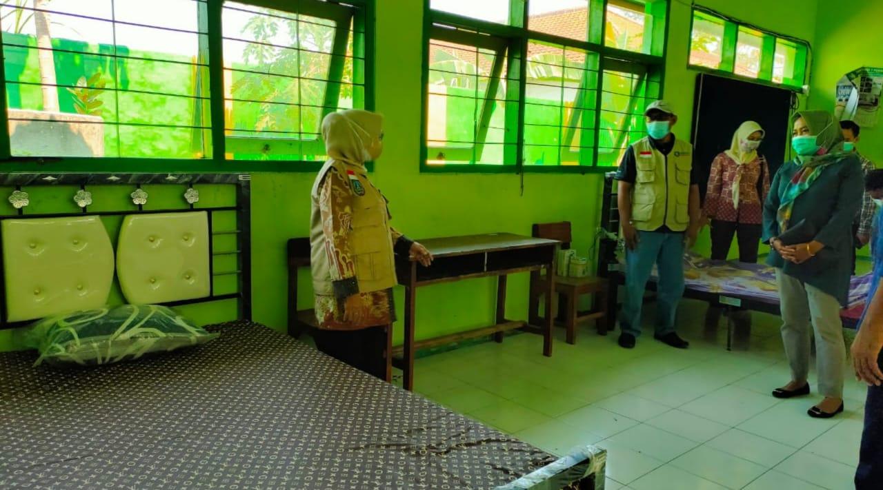 Pemkab Jombang Sulap Gedung SMP di 21 Kecamatan Jadi Rumah Isolasi