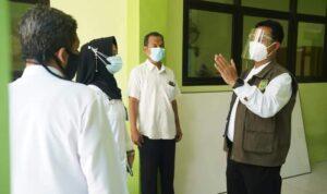 Gedung Sekolah di Madiun Jadi Tempat Isolasi Terpadu Pasien COVID-19