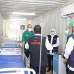 RSUD dr. Soetomo Surabaya Sulap Kontainer Jadi Triage Pasien COVID-19