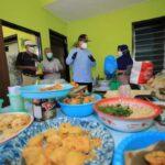 Pastikan Kecukupan Warga Isoman, Wali Kota Madiun Cek ke Lapangan