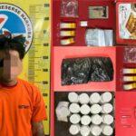 Polisi bekuk pengedar narkoba di Tulungagung, Sita 17 ribu butir pil dobel L