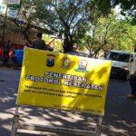 Operasi Yustisi Masa PPKM Darurat di Nganjuk, 40 Orang Sidang di Tempat