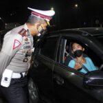 PPKM Darurat, Polda Jatim Dirikan Pos Penyekatan di 7 Titik Perbatasan