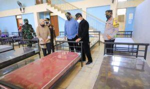 RS Lapangan Asrama Haji dan Rusunawa di Madiun Resmi Difungsikan