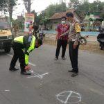 Gagal Nyalip, Pengendara Vixion Jombang Tewas Tabrak Truk, Innalillahi!