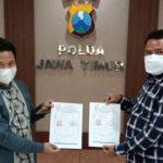 Penggiat Antikorupsi Lamongan Laporkan Penyidik ke Propam Polda Jatim