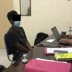 Buron Setahun, Pencuri Motor Petugas Kebersihan di Mojokerto Ditangkap