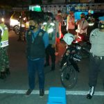 Patroli PPKM Level 3 di Jombang Tindak 155 Orang Pelanggar Prokes
