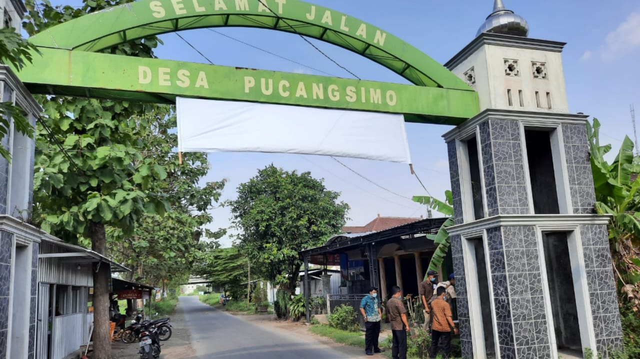 Dinas PUPR Jombang Lakukan Penyertifikatan Aset Tanah Program PTSL