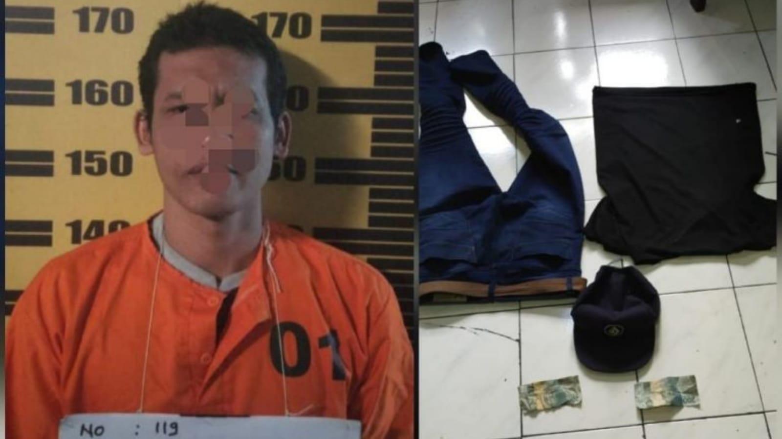 Pencuri 2 Ekor Ayam Jago di Tulungagung Terekam CCTV, Ketangkep Deh!