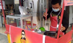 'Pentol PPKM' Level 4 di Jombang Pedasnya Nampol, Bikin Ketagihan Lho!