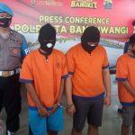 Tiga Pelaku Pemalsuan Tes Antigen untuk Menyeberang ke Bali Ditangkap
