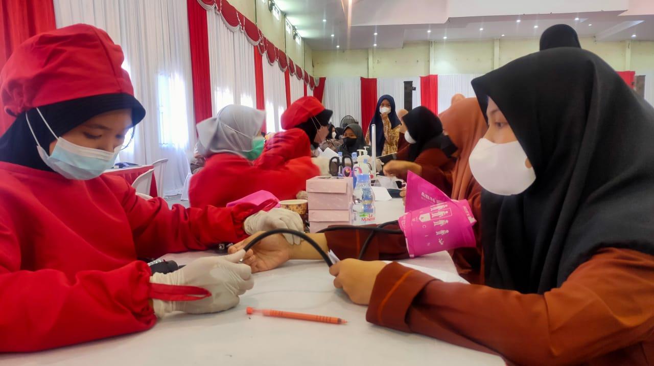 Jelang PTM Terbatas, Vaksinasi Merdeka Sasar Ribuan Santri di Jombang