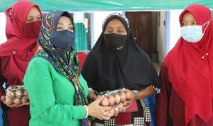 Legislator PPP Asal Jombang Canangkan Gerakan Konsumsi Telur Ayam