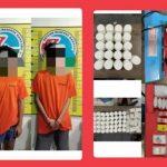 Tim Gabungan BNNK - Polres Tulungagung Gulung Tiga Pengedar Narkoba