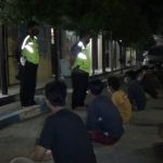 Balap Liar di Ring Road Jombang Diobrak, Belasan Remaja Diamankan Polisi