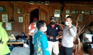 Cerita Iptu Pranan Dampingi Tim Vaksinasi Lansia di Pelosok Jombang