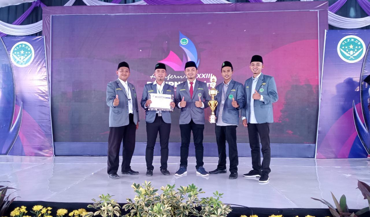 IPNU Tuban Raih Penghargaan Organisasi Terbaik se Jawa Timur